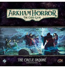 Fantasy Flight Games AH LCG: The Circle Undone Expansion