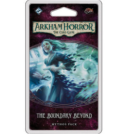 Fantasy Flight Games AH LCG: The Boundary Beyond Mythos Pack