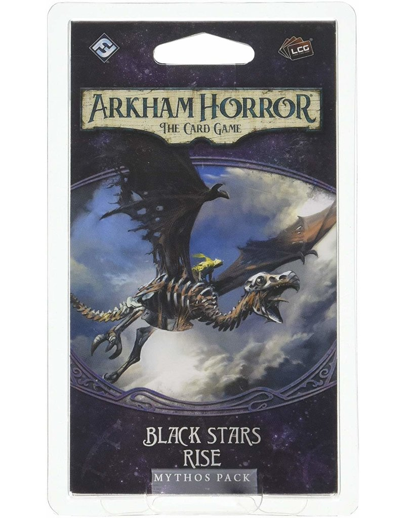 Fantasy Flight Games AH LCG: Black Stars Rise Mythos Pack