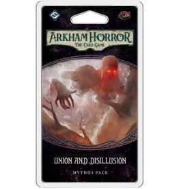 Fantasy Flight Games AH LCG Union and Disillusion Mythos Pack