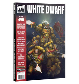 GW White Dwarf January 2020