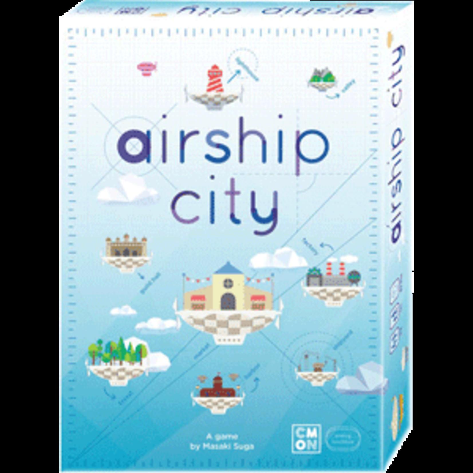 CMON Airship City
