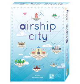 Asmodee Studios Airship City