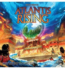 Elf Creek Games Atlantis Rising 2E