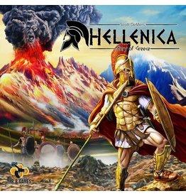Mr B Games Hellenica & Mythic Expansion Bundle KS