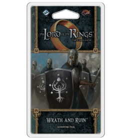 Fantasy Flight Games LotR Wrath and Ruin Adventure Pack