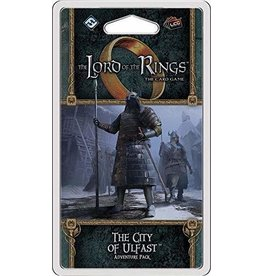 Fantasy Flight Games LotR The City of Ulfast Adventure Pack