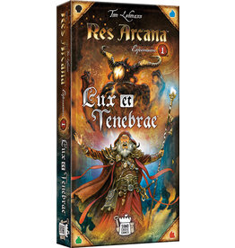 ANA Asmodee Studios Res Arcana: Lux et Tenebrae Expansion