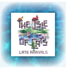 The City of Games The Isle of Cats Late Arrivals