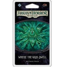 Fantasy Flight Games Where the Gods Dwell AH LCG Mythos Pack