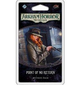 Fantasy Flight Games Point of No Return AH LCG Mythos Pack