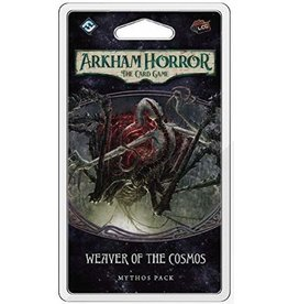 Fantasy Flight Games AH LCG Weaver of the Cosmos Mythos Pack