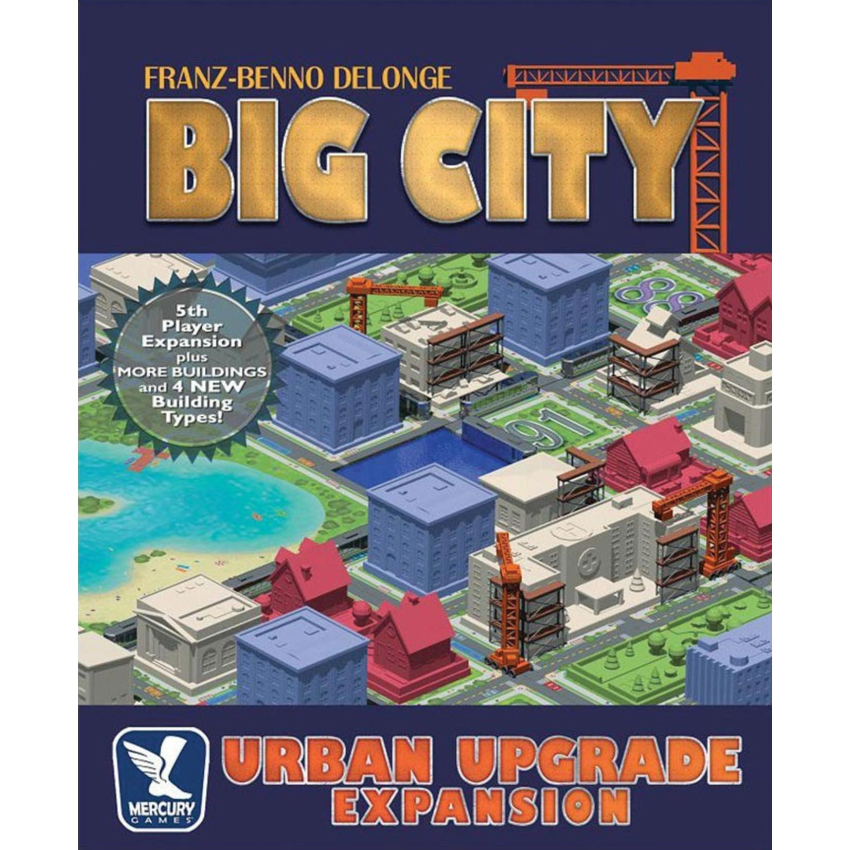 Mercury Games Big City Urban Upgrade Expansion