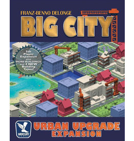 Mercury Games Big City Urban Upgrade Expansion