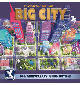 Mercury Games Big City 20th Anniversary Jumbo Edition