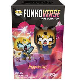 FUNKO POP! Funkoverse Aggretsuko