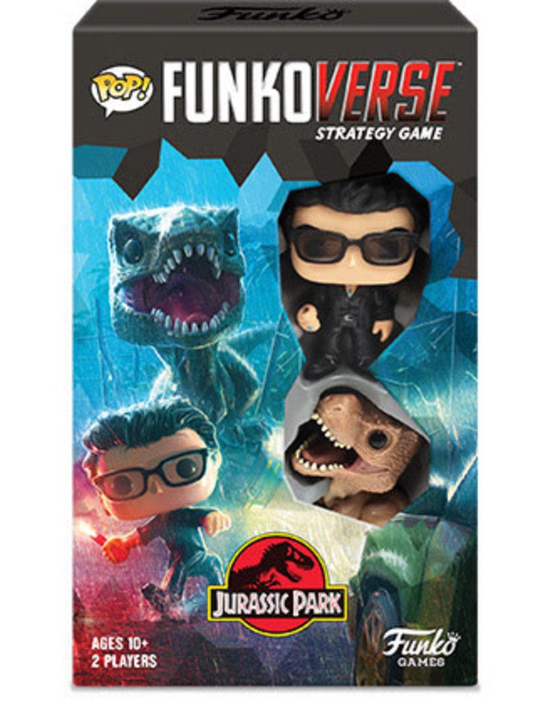 FUNKO POP! Jurassic Park Funkoverse 101 Expandalone