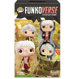 FUNKO POP! Golden Girls Funkoverse 101 Expandalone