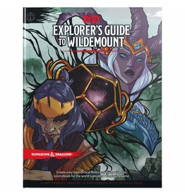 WOTC D&D D&D The Explorer's Guide to Wildemount