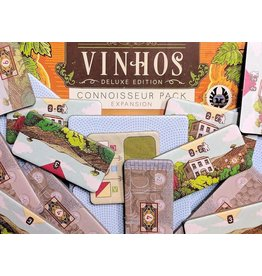 Eagle Gryphon Games Vinhos Deluxe Connoisseur Expansion Pack
