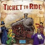 Days of Wonder Ticket to Ride USA