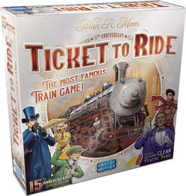 ANA Days of Wonder Ticket to Ride 15th Anniversary Edition
