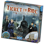 Days of Wonder Ticket To Ride: United Kingdom Map Collection V5