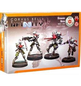 Corvus Belli S.L.L. Infinity NA2-JSA Domaru Butai