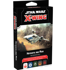 Fantasy Flight Games Hotshots and Aces Reinforcements Pack SW X-Wing: 2E