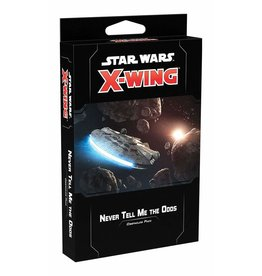 Fantasy Flight Games Never Tell Me the Odds Obstacles Pack SW X-Wing: 2E