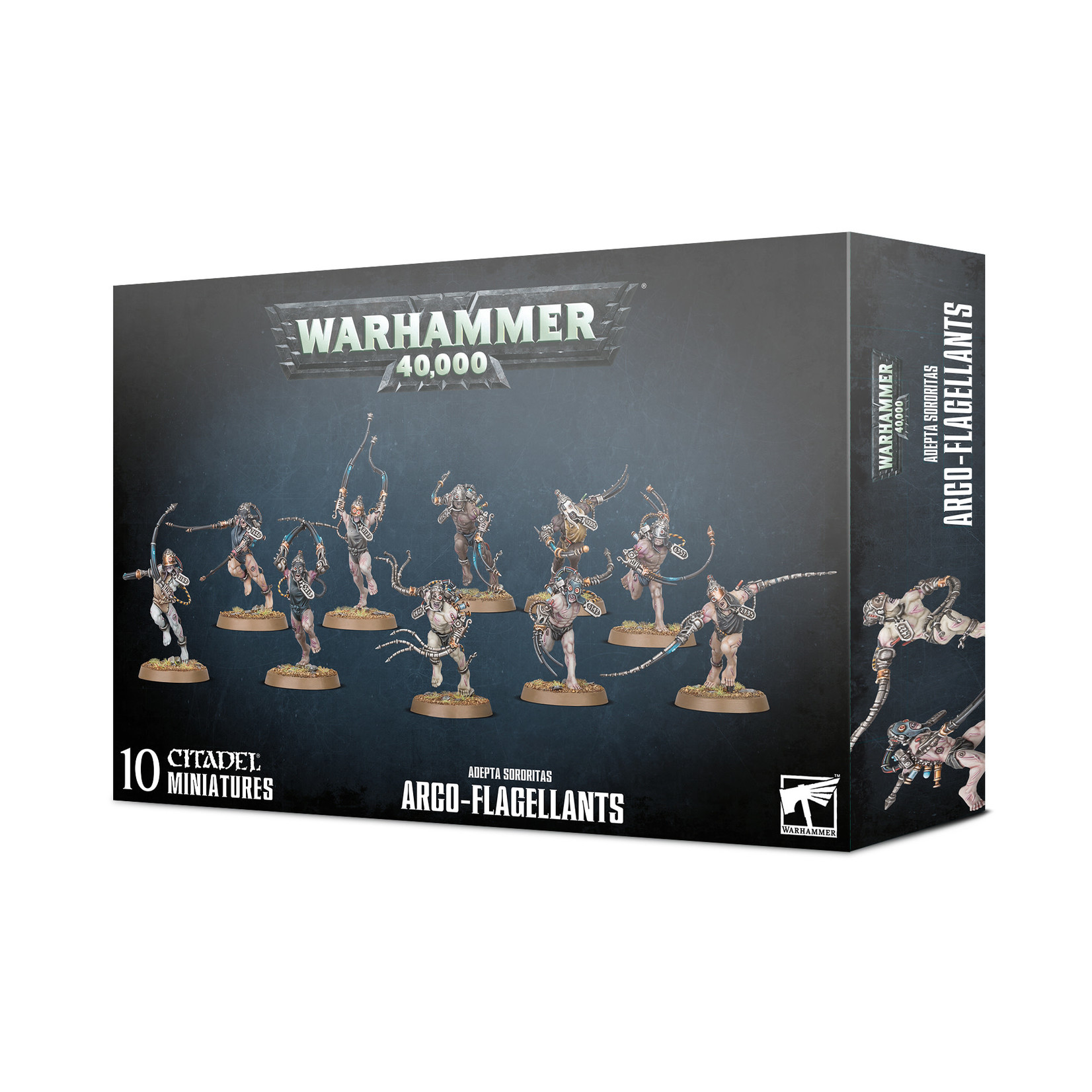 Games Workshop Adepta Sororitas Arco-Flagellants