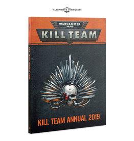 GW KillTeam WH40K: Kill Team Annual 2019