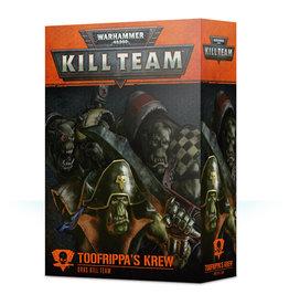 Games Workshop Toofrippa's Krew Kill Team Warhammer 40K