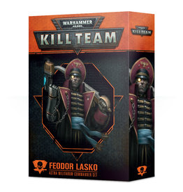 GW KillTeam Feodor Lasko Kill Team Commander