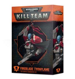 Games Workshop Fireblade Twinnflame Kill Team Commander