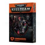 Games Workshop Kill Team: Commanders