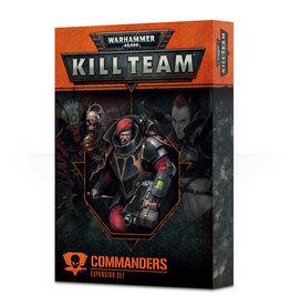 GW KillTeam Kill Team: Commanders