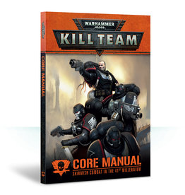 Games Workshop WH40K: Kill Team Core Manual