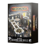 Games Workshop Necromunda Zone Mortalis Columns & Walls