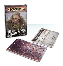 Necromunda Dramatis Personae 1 Cards
