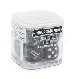 Games Workshop Necromunda Delaque Gang Dice