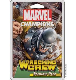 Fantasy Flight Games Marvel Champions The Wrecking Crew Scenario Pack