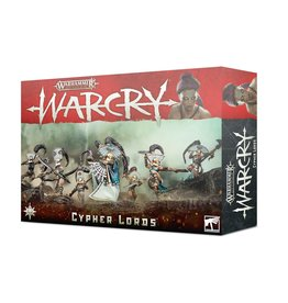 Games Workshop WarCry Cypher Lords