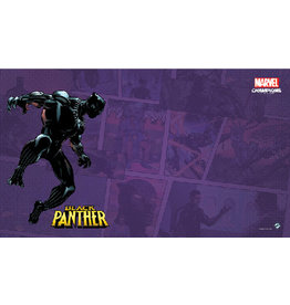 Fantasy Flight Games Marvel Champions Black Panther Game Mat