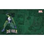 Fantasy Flight Games Marvel Champions She-Hulk Game Mat