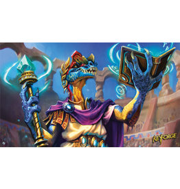 Fantasy Flight Games KeyForge Philophosaurus Playmat