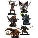 WIZKIDS/NECA D&D IotR Figure Pack - Descent into Avernus - Arkhan the Cruel and the Dark Order