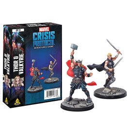 Atomic Mass Games MCP Thor and Valkyrie Character Pack