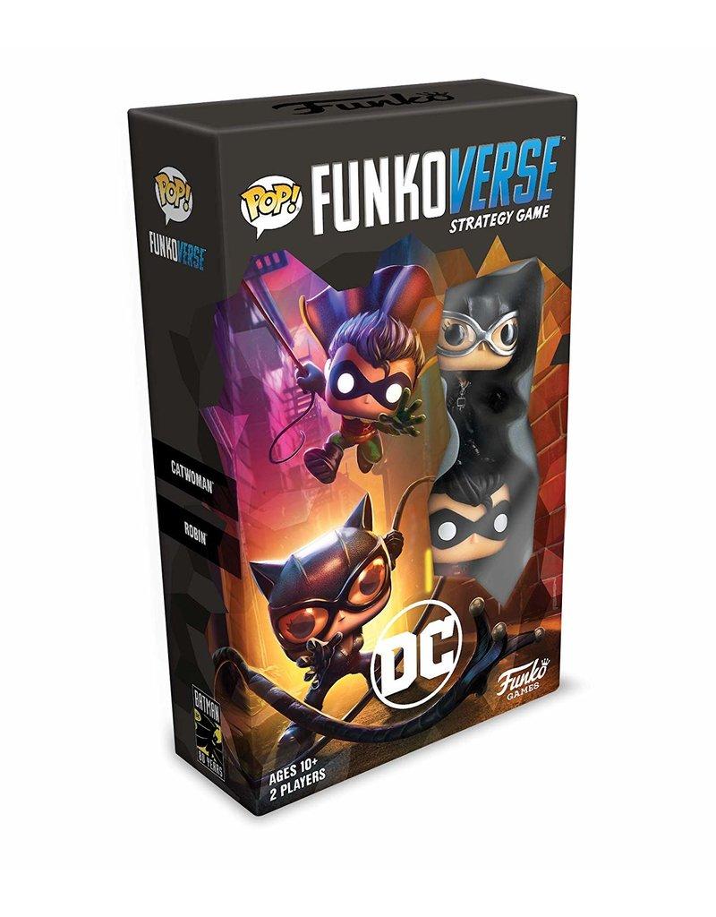 FUNKO POP! DC Comics Funkoverse 101 Expandalone