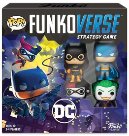 FUNKO DC Comics POP! Funkoverse 100 Base Set